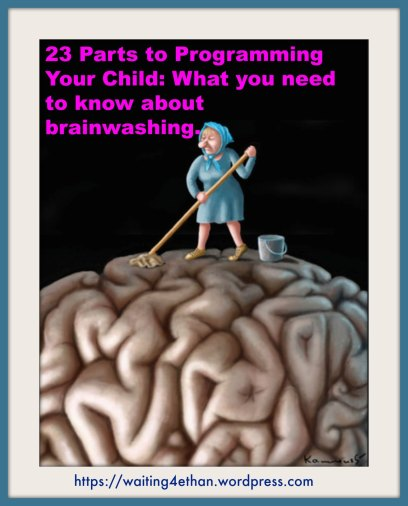 What you need to know about brainwashing in the context of divorce.